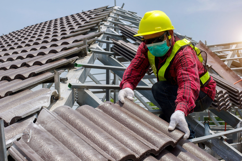 Can You Get Half A Roof Replaced?